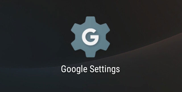 Using the Google Settings App on Android - CloudGate